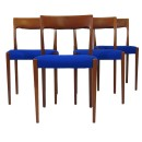 Midcentury Danish Teak Dining Chairs