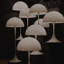 Vintage Panthella Floor lamp