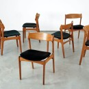 VINTAGE ERIK BUCK MODEL 49 CHAIRS
